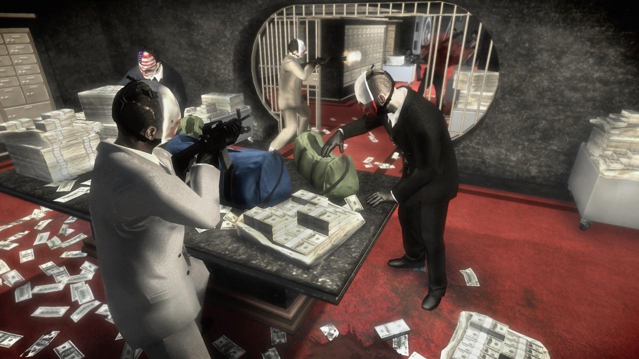 《劫薪日》×《惡靈勢力》 一邊搶劫銀行一邊打殭屍?